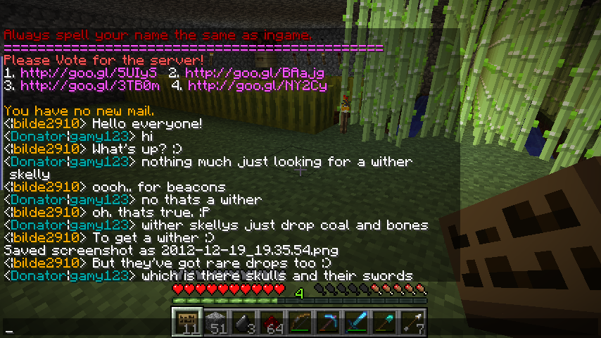 Playing Together The Online Experience My CMS - Minecraft ingame spiele